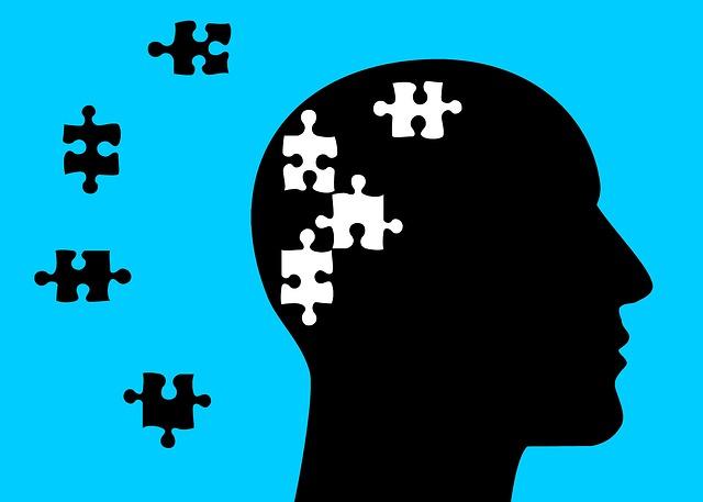 Vijf verschillende types van angststoornissen
