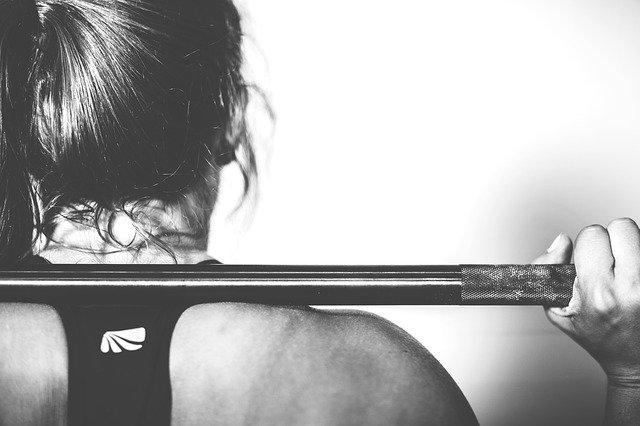 Fitness gezonde beweging