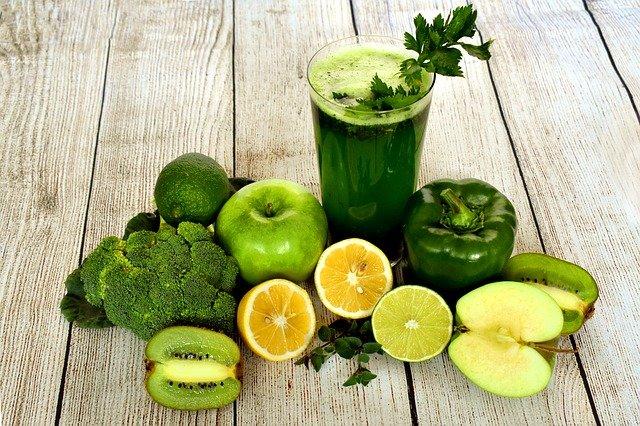 Effect van gezonde voeding op stress